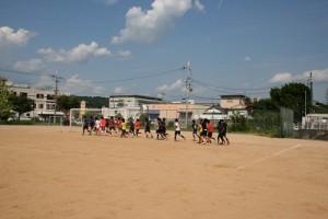 夏の練習2