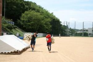 夏の練習3