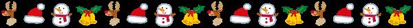 line_christmas_character