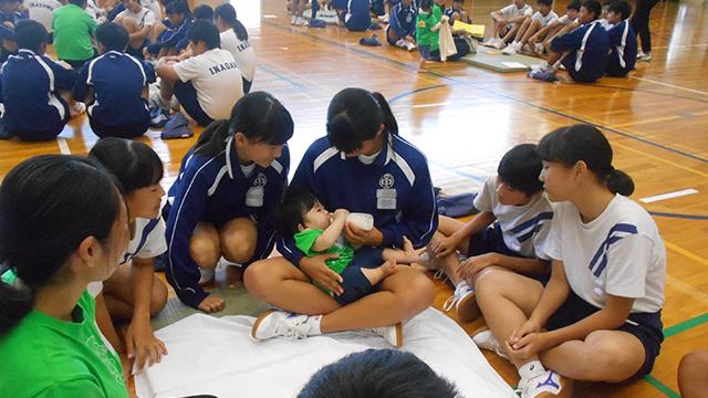 兵庫県立の中学校