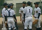 硬式野球部 秋季神戸地区大会