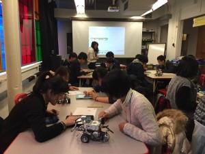 MIT workshopの様子