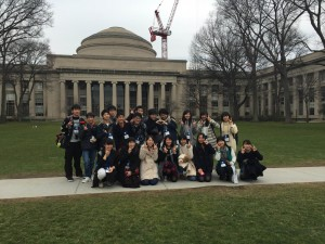 MITキャンパスツアー