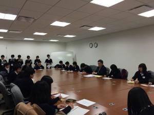 ボストン日本領事館訪問