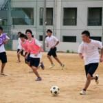 男子サッカー