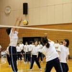 女子 バレーボール