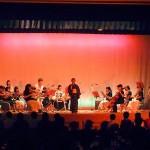 ギタアンと弦楽部のコラボ