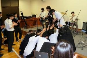 4校合同バンド