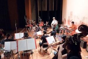 校内祭弦楽コラボ