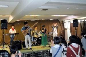 校内祭ライブハウス