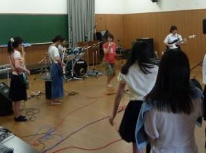 夏ライブ1日目