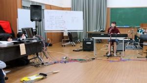弾き語り発表会