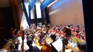文化祭(オーケストラ)