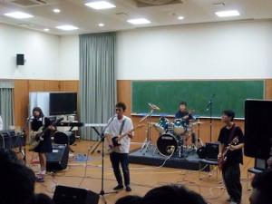 秋ライブ1日目