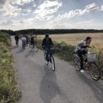 黒島サイクリング