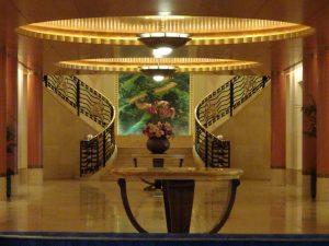 お姫さま階段