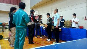 西区民卓球大会1