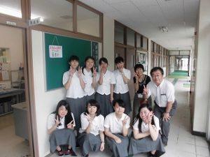 永田さんと記念写真