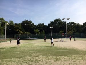 ソフトテニス6
