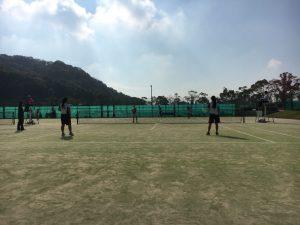 ソフトテニス3