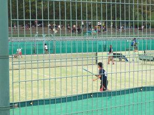 ソフトテニス2