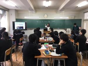 2-1での授業②