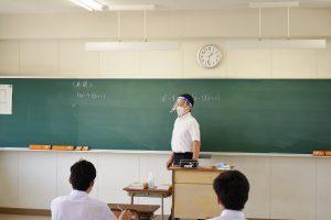 6/2 授業が再開しました