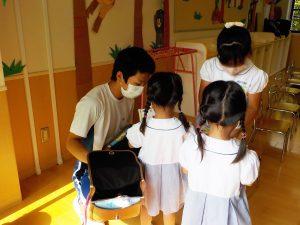 8/18~ 教育コミュニケーション類型2年生 保育実習