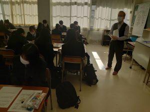 キャリア教育授業~職業について考える~