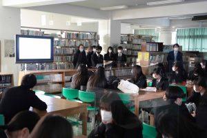 2/26 3年生最後の教育コミュニケーション類型集会