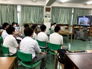 Read more about the article 7/14 川西養護学校との交流会