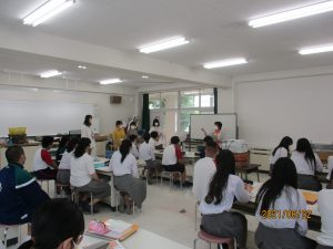 Read more about the article 6/22 認知症サポーター養成講座 2日目