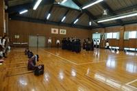 2定期戦 剣道