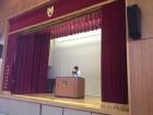 校内弁論大会写真