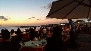 ジンバラン、サンセットビーチ、バリお別れ_356
