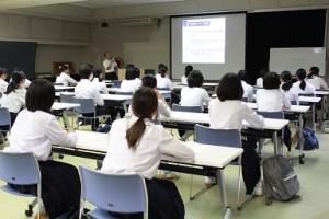 本校の特色である福祉の説明