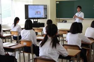国語の体験授業