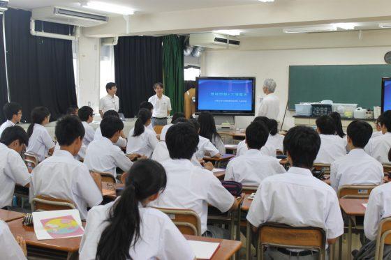 中高生プログラム第1回目 (1)