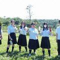 3年生「日本の文化」授業風景