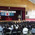 平成三十年度入学式 校長式辞