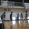 男子バスケットボール部 6月16日 北条高校との練習試合