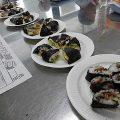 生活実践授業(2年生)調理実習