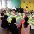 3年生 家庭科(選択Ⅳ子どもの発達と保育)特別授業